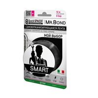 Универсальная самовулканизирующаяся лента,25,4мм*3м*0,5мм (чёрный) Mr.Bond SMART
