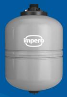 Бак мембранный для отопления IMPERO WRV30-P (Фланец из композита)