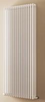 Радиатор Delta LaserLine 3180 1 секц AB (трехтрубные, высота 180см, боковое подключение)