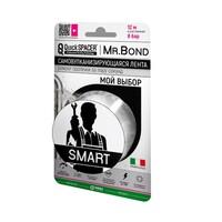 Универсальная самовулканизирующаяся лента,25,4мм*3м*0,5мм (белый) Mr.Bond SMART