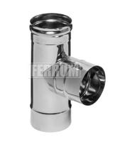 Тройник-Д 90° (430/0,8 мм) Ф115