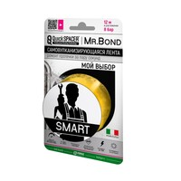 Универсальная самовулканизирующаяся лента,25,4мм*3м*0,5мм (жёлтый) Mr.Bond SMART