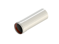 Удлинитель L=1 м , ф80 мм AL