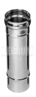 Дымоход 0,25м (430/0,5 мм) Ф125