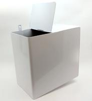 Бак расширительный 18л белый (для открытой системы отопления)