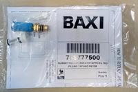 BAXI Кран наполнения с фильтром (FOURTECH,ECO-4s,ECO-5 COMPACT)